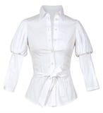 Kobiety bluzka Obrazy Royalty Free