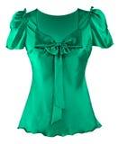 Kobiety bluzka Fotografia Royalty Free
