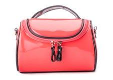 Kobiety czerwona torba Obraz Stock