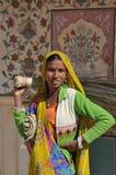 kobiety działanie Zdjęcia Stock