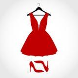 Kobiety garderoby kolekcja Zdjęcia Stock