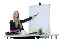 kobiety jednostek gospodarczych działania Fotografia Stock