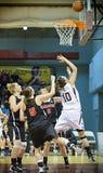 Kobiety koszykówka obraz royalty free