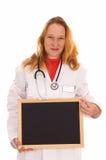 Kobiety lekarka zdjęcia stock
