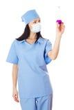 Kobiety lekarka. Zdjęcia Stock