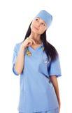 Kobiety lekarka. Fotografia Royalty Free