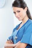 Kobiety lekarka zdjęcie stock