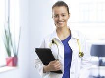 Kobiety lekarka Zdjęcia Royalty Free