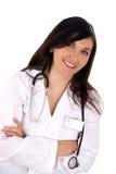 Kobiety lekarka obrazy stock