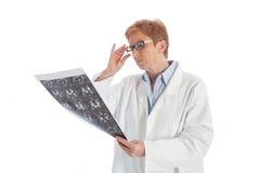 Kobiety lekarka radiologia 2 Zdjęcie Royalty Free