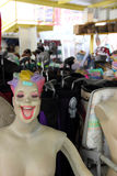 Kobiety mannequin obrazy royalty free