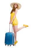 Kobiety narządzanie dla wakacje Fotografia Royalty Free