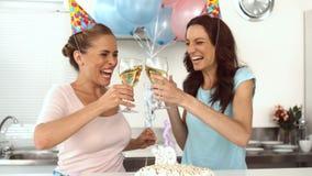 Kobiety odświętność i jej urodziny zbiory