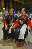 Kobiety Północno-wschodni India Obrazy Royalty Free