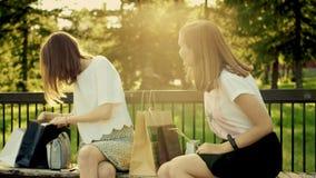 Kobiety po robić zakupy zbiory wideo