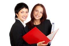 kobiety przedsiębiorstw Obrazy Stock