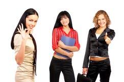 kobiety przedsiębiorstw Zdjęcie Stock