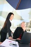 kobiety przedsiębiorstw Fotografia Stock