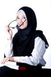 Kobiety przesłona Indonezja kraj Obraz Stock
