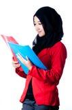 Kobiety przesłona Indonezja kraj Fotografia Royalty Free