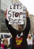 Kobiety ` s Marzec na Waszyngton obrazy stock