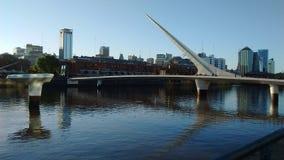 Kobiety ` s most, Nowożytna budowa Fotografia Royalty Free