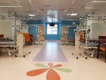 Kobiety & szpital dziecięcy, Kuala Lumpur Zdjęcie Stock