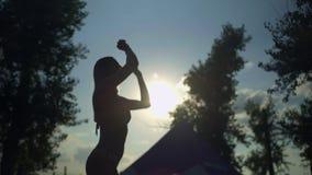 Kobiety sztuki siatkówka na plaży zbiory