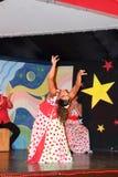 Kobiety tanczy flamenco Fotografia Royalty Free