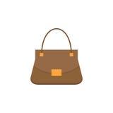 Kobiety torby wektoru ikona Fotografia Stock