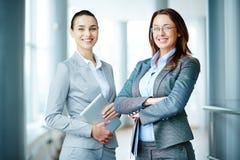 Kobiety w biznesie Zdjęcie Royalty Free