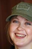 kobiety wojskowych iii Zdjęcie Stock