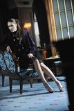 Kobiety życia nocnego moda Fotografia Royalty Free