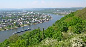 Koblenz Royalty Free Stock Photography