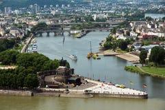 Koblenz Lizenzfreie Stockbilder