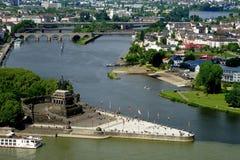 Koblenz Stock Afbeeldingen