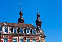 Koblenz, Allemagne. Images stock