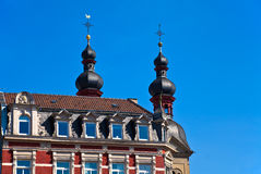 Koblenz, Duitsland. Stock Afbeeldingen