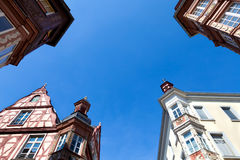 Koblenz, Duitsland. royalty-vrije stock foto's