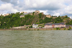 Koblenz Royalty Free Stock Images