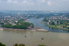 Koblenz Germany Royalty Free Stock Images