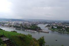 Koblenz, Germany Stock Photo