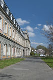 Koblenz utfärda utegångsförbud för i Bonn Royaltyfri Foto
