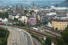 Koblenz Royalty Free Stock Photos