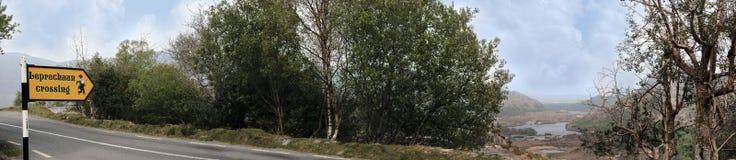 Koboldüberfahrt stockbild