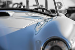 Kobra-Auto Stockbild