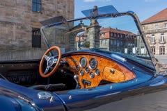 Kobra sportów samochód Fotografia Royalty Free