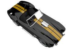 Kobra-Sport-Auto vektor abbildung