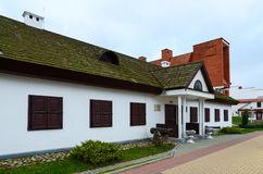 Kobrin Military Historical Museum named after Alexander Suvorov Royalty Free Stock Photo