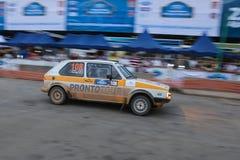Kocaeli Rally Stock Image